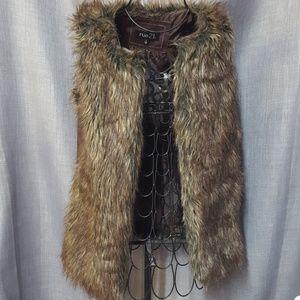 Rue21 Faux Fur Vest